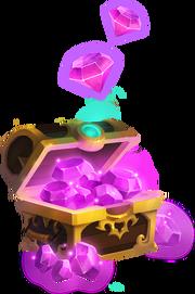 Skylanders RoH Treasure Chest