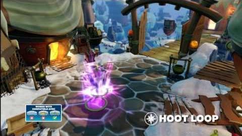 Meet the Skylanders Hoot Loop
