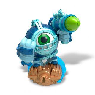 Figura de Dive-Clops