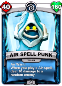 Air Wand - Special Ability - Gearcard