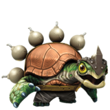 Bomb Shell (villano)