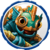 Deep-dive-gill-grunt-icon