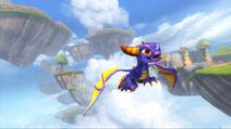 Spyro en juego 1
