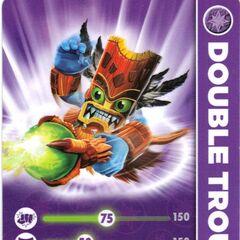 Carta de Double Trouble serie 1