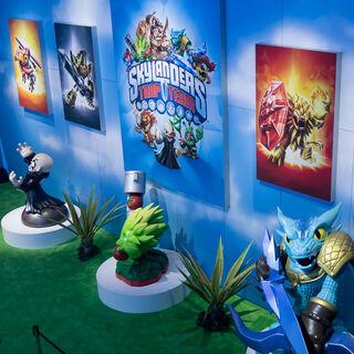 E3 2014 - Skylanders Trap Team - 2
