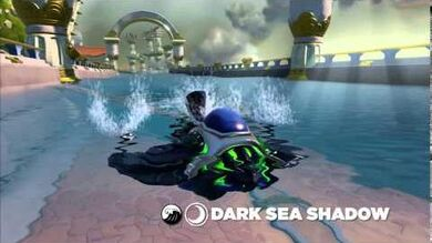 Dark Sea Shadow