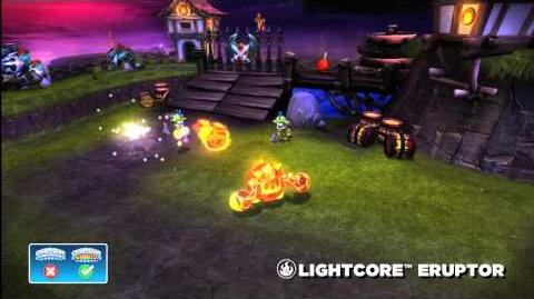 Meet the Skylanders LightCore Eruptor-0