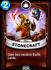 Stonecraftcard