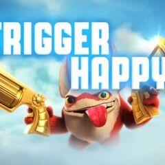 Trigger Happy en el trailer de Giants
