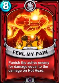 Feel My Paincard