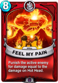 Feel My Paincard