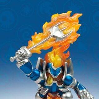 Figura de Ignitor serie 2