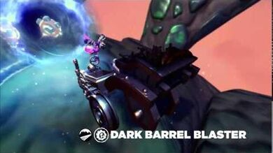 Dark Barrel Blaster