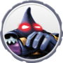 Hood Sickle Villain Icon