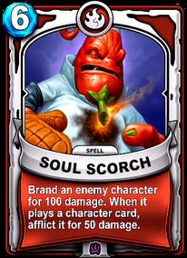 Soul Scorchcard