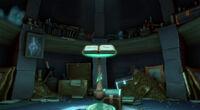 S1E1 Relics Room