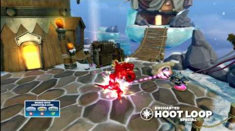 Meet the Skylanders Enchanted Hoot Loop EN