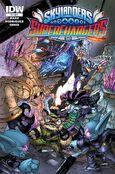 Skylanders SuperChargers Issue 3