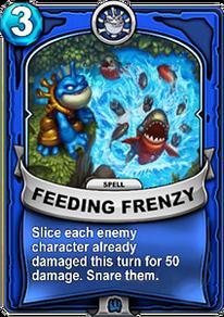Feeding Frenzycard
