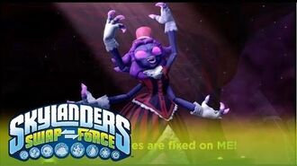 Music Video- Mesmerelda Show l SWAP Force l Skylanders