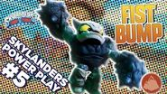 Skylanders Power Play Fist Bump l Skylanders Trap Team l Skylanders