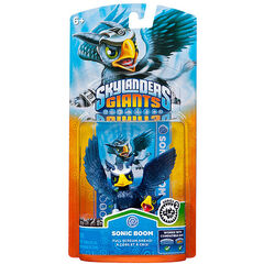 Sonic Boom S2 en su single pack