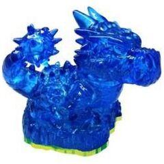 Extraña figura azul de Bash