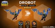 Drobot RingOfHeroes