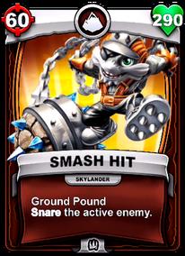 Ground Pound - Special Abilitycard