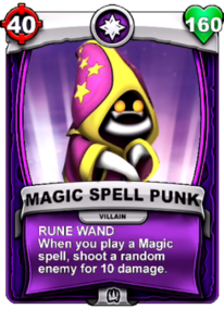 Rune Wand - Special Ability - Gearcard