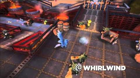 Skylanders Spryo's Adventure Official Whirlwind Trailer