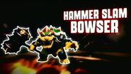 Skylanders SuperChargers - Hammer Slam Bowser's Soul Gem Preview