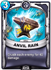 Anvil Raincard