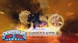 Meet the Skylanders Legendary Jawbreaker l Skylanders Trap Team l Skylanders