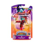 Scarlet ninjini packs