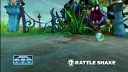 Skylanders Swap Force - Meet the Skylanders - Rattle Shake (Go Ahead - Snake my Day)