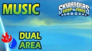 ♪♫ DUAL Elemental Area Skylanders SWAP Force Music-0