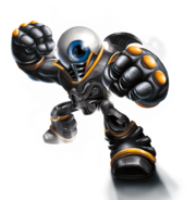 Eye-Brawl Transparent Render