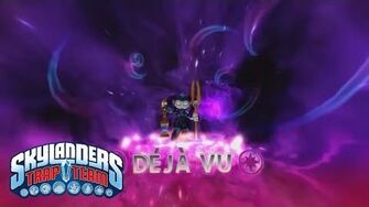 Meet the Skylanders Déjà Vu l Skylanders Trap Team l Skylanders