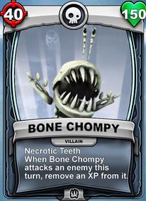 Necrotic Teeth - Habilidad especialcard