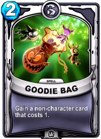 Goodie Bagcard
