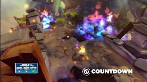 Meet the Skylanders Countdown