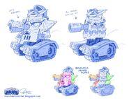 Skylanders Troll Tank Jeff Murchie