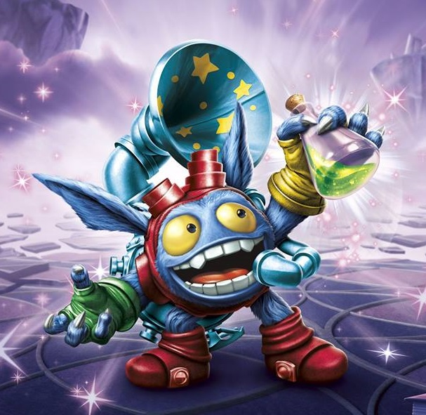 Birthday Bash Big Bubble Pop Fizz | Skylanders Wiki ...