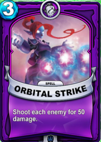 Orbital Strikecard