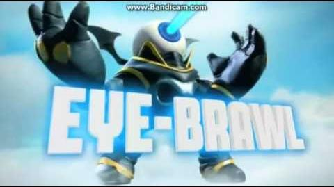 "Skylanders Giants Trailers Eye-Brawl ""I've Got My Eye On You"""