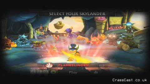 Skylanders Spyro's Universe - Introduction Video