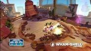 Skylanders Swap Force - Meet the Skylanders - LightCore Wham Shell