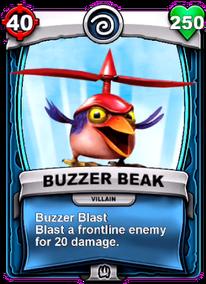 Buzzer Blast - Special Abilitycard