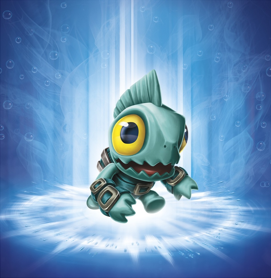 Gill Runt Skylanders Wiki Fandom Powered By Wikia